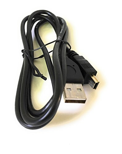m-One Mini-USB-Daten-/Ladekabel für Digitalkamera Canon EOS DSLR-Serie: EOS 1000D, 10D, 20D, 20Da, 300D, 30D, 350D, 400D, 450D, 500D, 5D, 5D Mark IIEOS 5D Mark III, 7D, 1D Mark II N, 1D Mark III, 1D Mark IV, 1Ds Mark III (16gb Memory Card Case)
