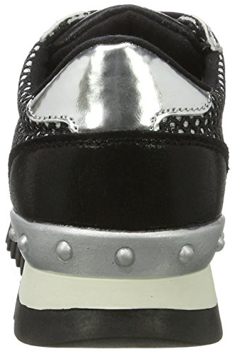 Fiorucci - Fepk067, Pantofole Donna Nero (Nero)