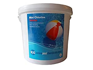 Opc Mini Chlorine Tablets 5kg 20g Chlorine Tablets For Swimming Pools Garden