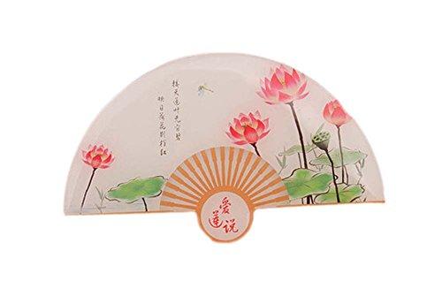 3Pcs Frauen Beweglicher Spiegel Lotus Schminkspiegel