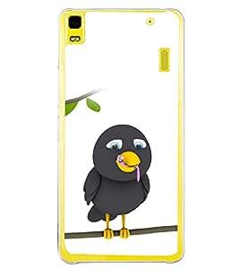 ifasho Designer Phone Back Case Cover Lenovo K3 Note :: Lenovo A7000 Turbo ( I love Mom is Best )