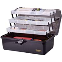 Angelkoffer / Tackle Box 3-Tray Größe XL