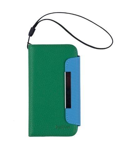 DandyCase Schutzhülle für Apple iPhone 5S / 5 (at&T, Verizon, Sprint, International) aus PU-Leder, Grün