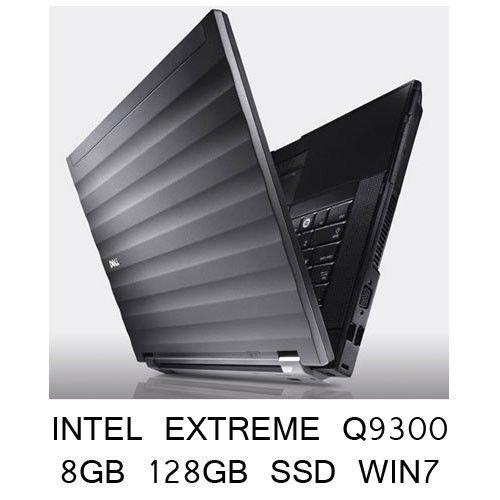 Dell Precision M4400 Workstation 2 Duo 8 GB 128 GB SSD WIN7 (F440) Notebook