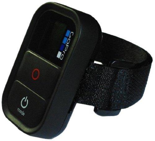 Cinta de soporte para GoPro Hero 3REMOTE pulsera de velcro fijación extra para tus Remote en la muñeca con esta pulsera se puede usar el mando a distancia con seguridad muy estable y amplia.