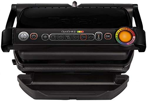 Tefal GC 7128.50M grill, negro