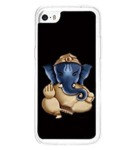 Fuson Designer Back Case Cover for Apple iPhone 5c (Ganesh Ganesha Ganapati Gajanan Ekdant)