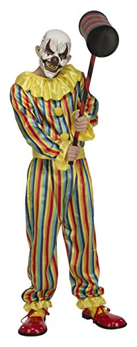My Other Me Me-204388 Disfraz Prank clown para hombre S Viving Costumes 204388