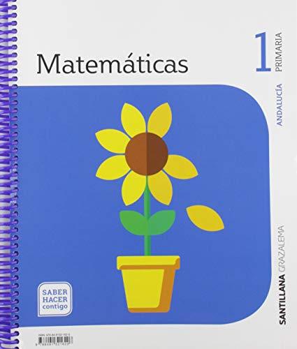 MATEMATICAS 1 PRIMARIA SABER HACER CONTIGO