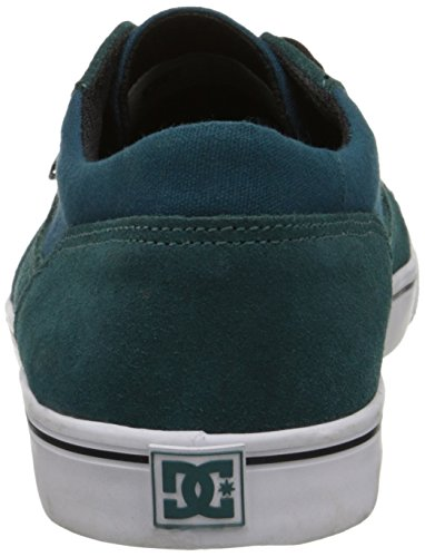 DC Women's Tonik W Skate Shoe, Deep Teal, 10 M US Deep Teal