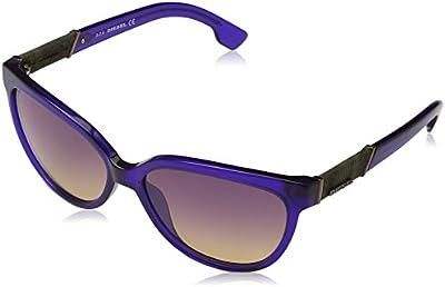 Diesel Gafas de Sol DL0102_81Z-58 (58 mm) Violeta