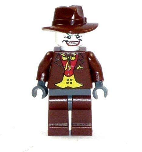 Custom Batman figurine le joker Chapeau brun Neuve Top en briques LEGO