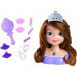 Disney – Princesse Sofia – Tête à Coiffer 20 cm et Accessoires