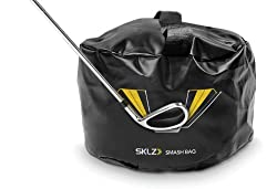 SKLZ Golftrainer Golf Smash Bag, schwarz