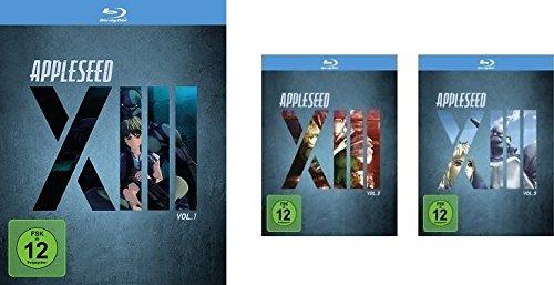 Vols. 1-3 [Blu-ray]