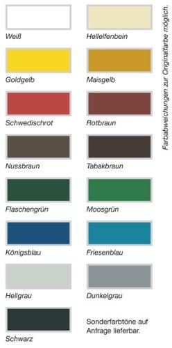 Remmers Aidol Deckfarbe 2,5 Liter Dunkelgrau