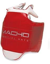 Macho Deluxe Torneo hogu, blanco