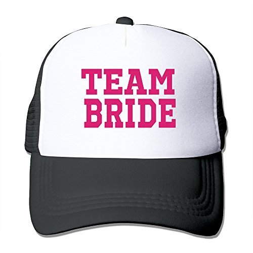 Bikofhd Team Bride Baseball Cap Royal One Szie with Unisex C6 (Fitted Usa Team Cap)