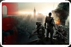 "Tom Clancys Rainbow Six Patriots Metal Poster enseigne marque 8""x12"""