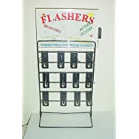 Christmas Concepts® 40cm Display Stand & Flashing Jewellery Display Attachment