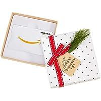 Amazon.de Geschenkkarte in Geschenkbox (Tannenzweig)