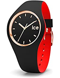 Ice-Watch Loulou Frauenuhr Analog Quarz mit Silikonarmband – 007226