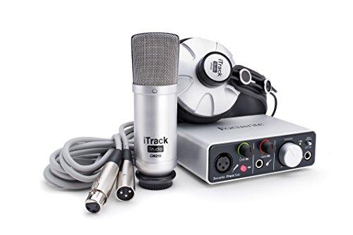 Focusrite iTrack Studio Solo Audio-Interface mit Pre-Amps (Pre-amp, Usb)