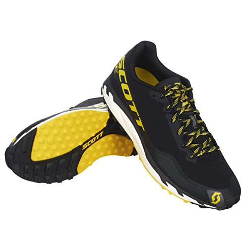 Scott Shoe W's Kinabalu RC black/yellow SAMPLE 8.5 US Black/Yellow