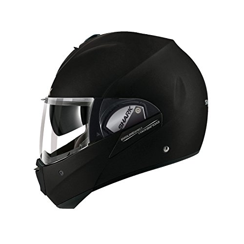 shark-evoline-adjustable-helmet-matte-black-l