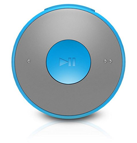 Philips Go Gear Mini Dot 2 GB MP3 Player (Blue)