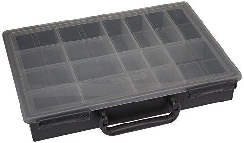 Rack-systainer 4rack-box anthrazit 4 Fach-werkzeug-kasten