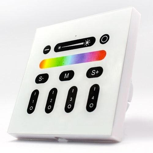 Preisvergleich Produktbild Mi-light 2.4G LED Touch Schalter Panel Controller für Mi-Light Wifi Glühbirnen