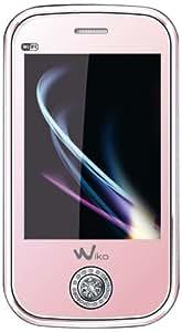 Wiko Dea Téléphone Portable GPRS/EDGE Bluetooth Wifi Rose