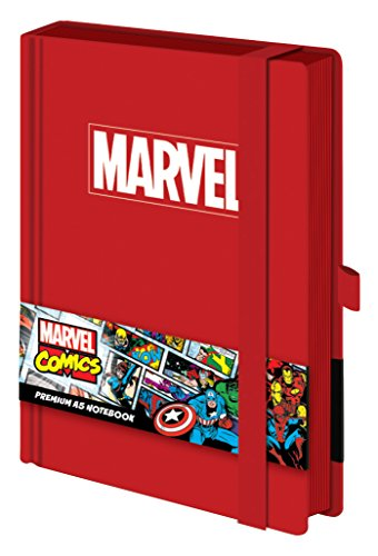 Premium Notizbuch (A5) (Hawk-eye Avengers)