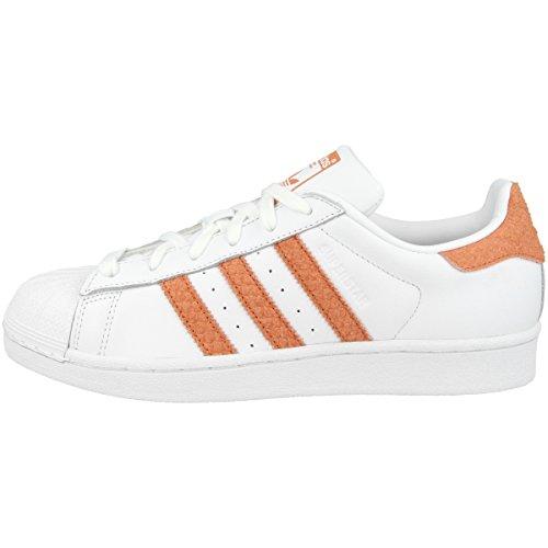 Precios de Adidas Superstar naranjas talla 36.5 baratos - Ofertas ... 6b62bea0fe410