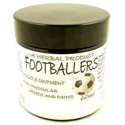 Rub Salbe (Fußballer Salbe ist ein therapeutisch natur muscle rub 60ml)