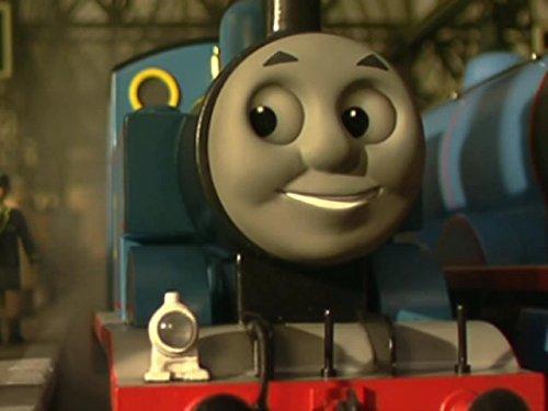 Thomas und das Feuerwerk