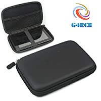 G4RCE 7inch Black Protective Hard Carry Case GPS Cover For All TomTom & Garmin SAT NAV