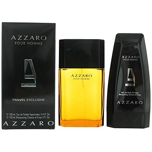 "Azzaro ""Pour Homme"" man Set (Eau De Toilette 100 ml + Duschgel 150 ml) 1er Pack(1 x 1 Stück)"