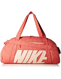 Nike W NK Gym Club Sac à Main Femme, Multicolore (Embr GLW/Wshd Coral) 24x15x45 Centimeters (W x H x L)