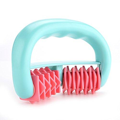 Locisne Body Roller Pinsel Cellulite Massager Remover Mitt, Nass oder Trocken Gebrauch, Great Fascia und Cellulite Blaster Sport Massage Tool für die Freigabe