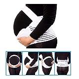 Voken Schwangerschaftsgürtel Verstellbare Becken und Rückenstütze Schwangerschafts Bauchbinden