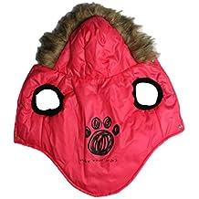 YiJee Ropa para Mascotas Chaleco de Sudaderas para Mascotas Abrigo de Invierno