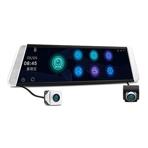 Yao HS790B Dual Lens Car DVR Novatek 96663 FHD 1080P 9 88-Inch Dash CAM con  GPS