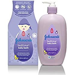 Johnson's Bedtime Baby Bath, 500ml