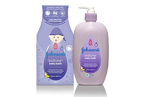 Johnson's Bedtime Baby Bath (500ml)