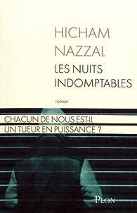 Les nuits indomptables par Hicham Nazzal
