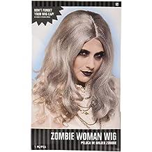 Adultos Amscan Internacionales Zombie Mujer peluca