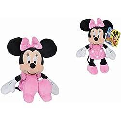 SIMBA 6315874843–Disney Peluche, Minnie, 25cm