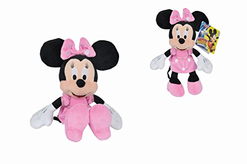 isney Plüschfigur, Minnie, 25 cm (Minnie Maus Outfit)
